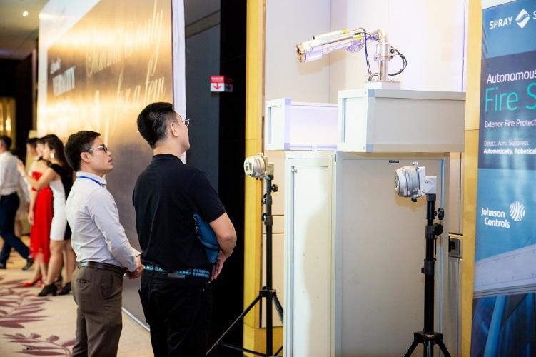 IBS: Tự hào ứng dụng giải pháp PCCC tân tiến tại Việt Nam - Ảnh 1.