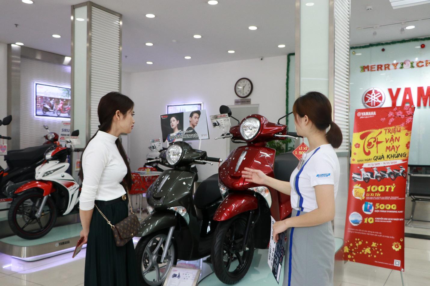 Lộ diện chủ nhân may mắn trúng chuyến du lịch Nhật Bản khi mua xe Yamaha - Ảnh 1.