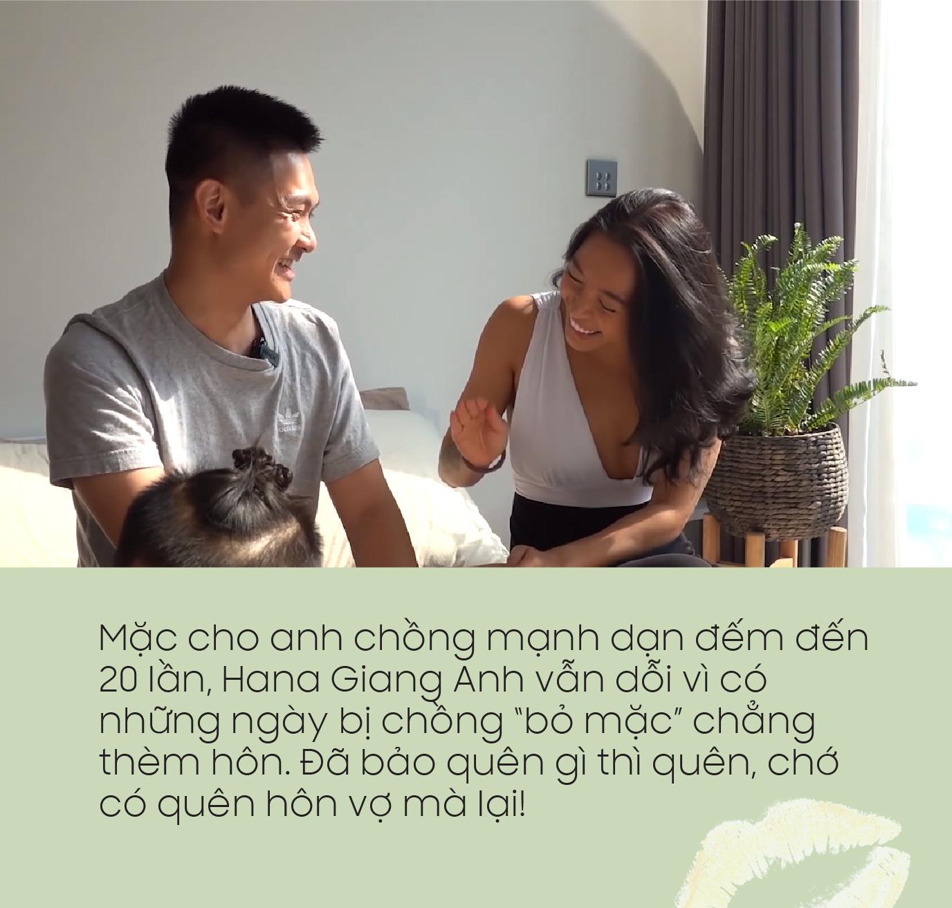 """Bị chồng """"lừa"""" về nhà sau nụ hôn siêu ngọt, Hana Giang Anh hé lộ bí quyết có đôi môi quyến rũ - Ảnh 2."""
