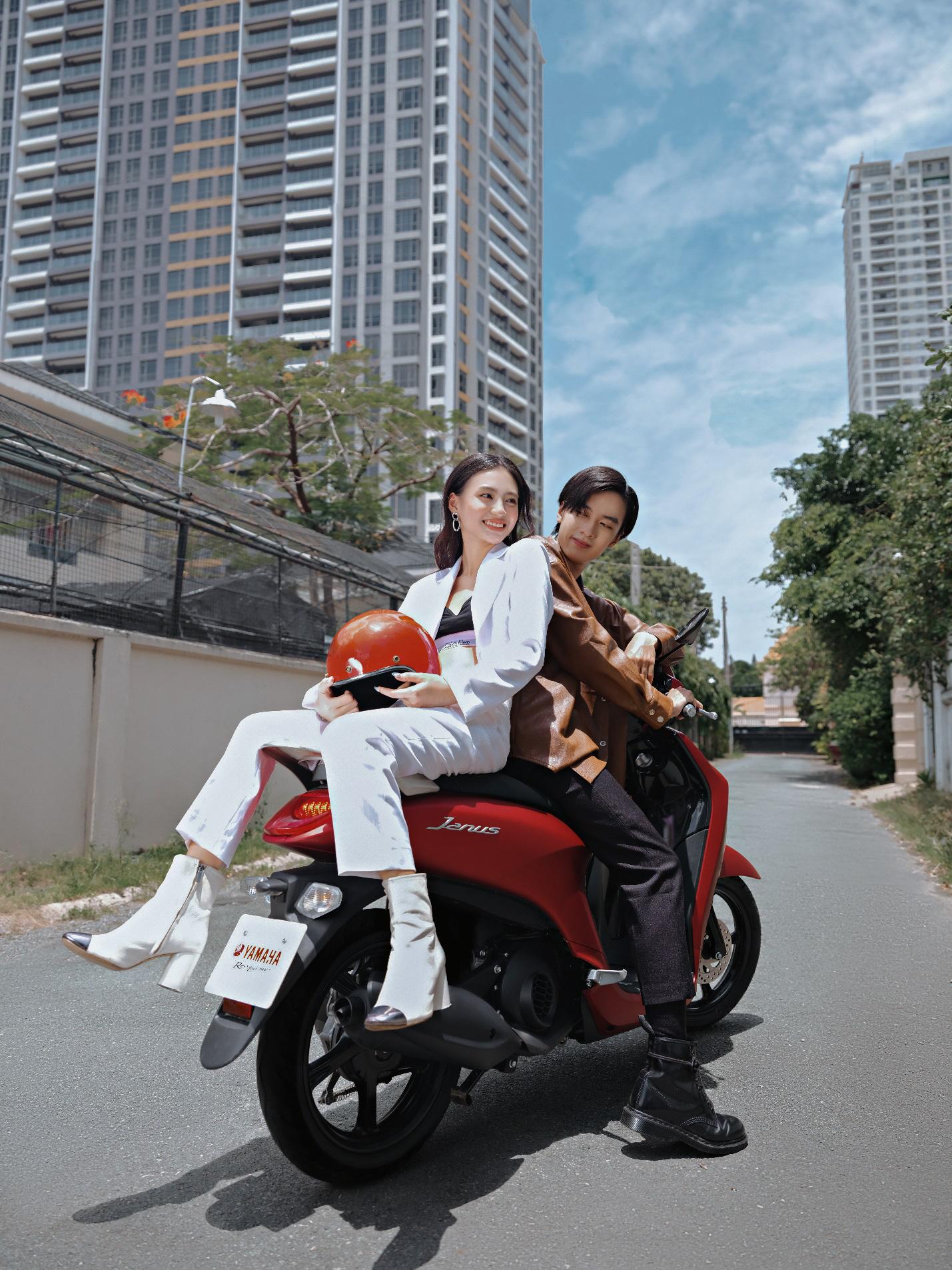 Lộ diện chủ nhân may mắn trúng chuyến du lịch Nhật Bản khi mua xe Yamaha - Ảnh 3.