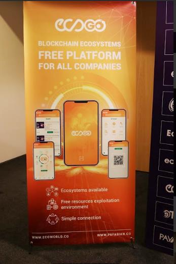 Tập đoàn Ecoworld giới thiệu ứng dụng hệ sinh thái Blockchain Ecogo tại Singapore - ảnh 4