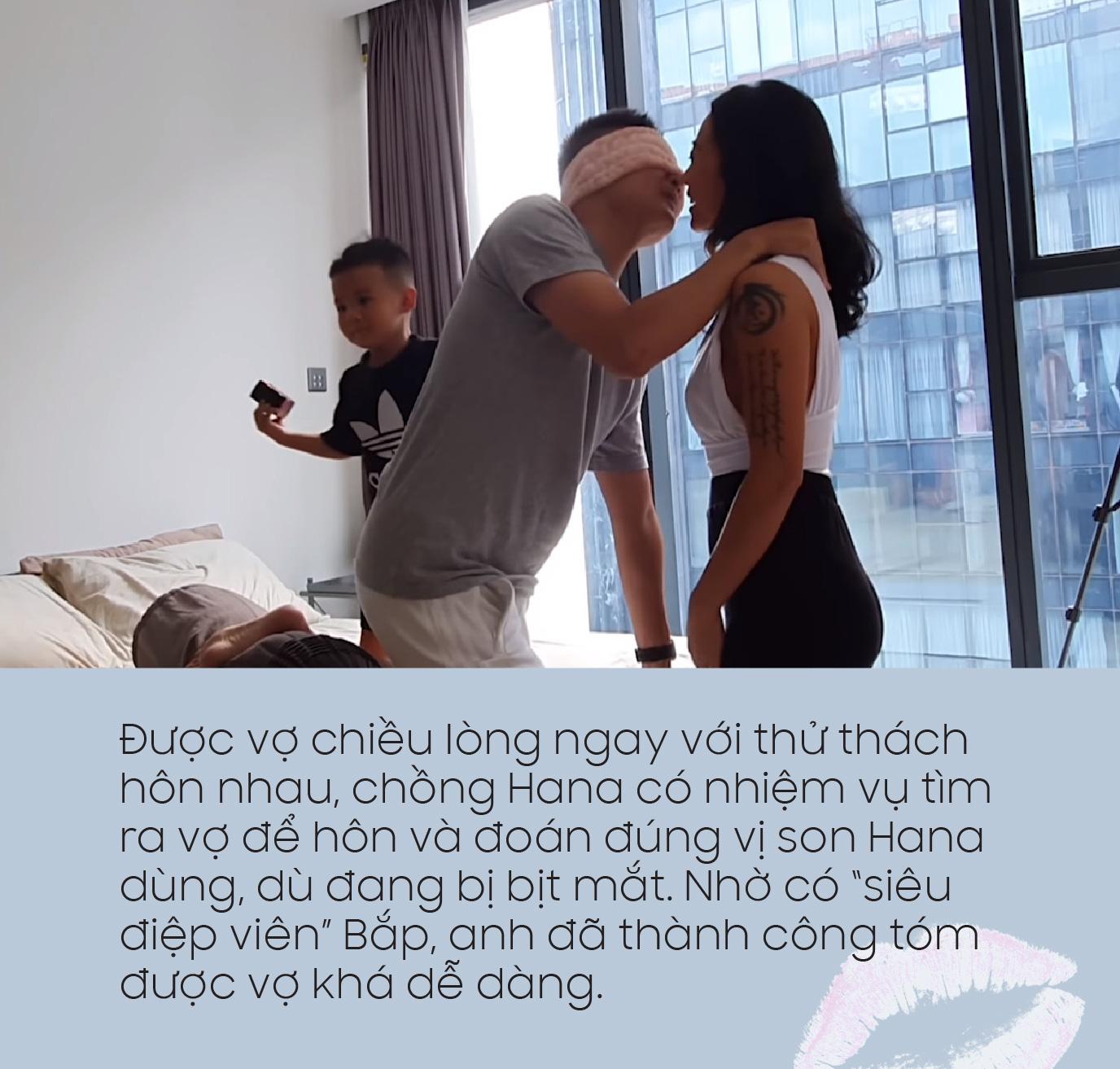 """Bị chồng """"lừa"""" về nhà sau nụ hôn siêu ngọt, Hana Giang Anh hé lộ bí quyết có đôi môi quyến rũ - Ảnh 4."""