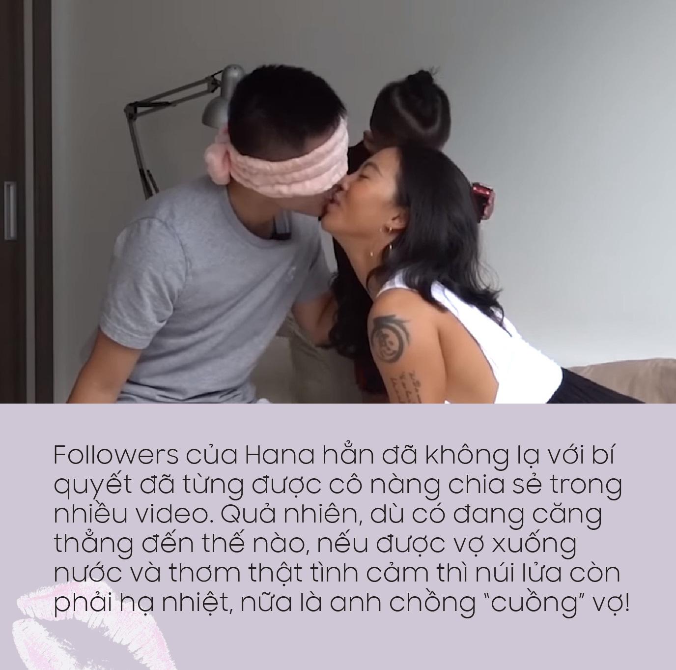 """Bị chồng """"lừa"""" về nhà sau nụ hôn siêu ngọt, Hana Giang Anh hé lộ bí quyết có đôi môi quyến rũ - Ảnh 6."""