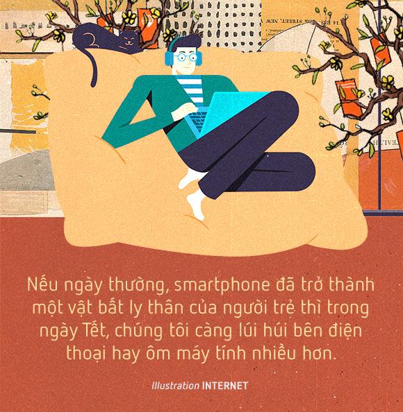"""Người trẻ không muốn nhận định kiến Tết vô tâm: Cuộc sống """"công nghệ"""" đâu có tước đi ý nghĩa của ngày Tết sum vầy - Ảnh 3."""