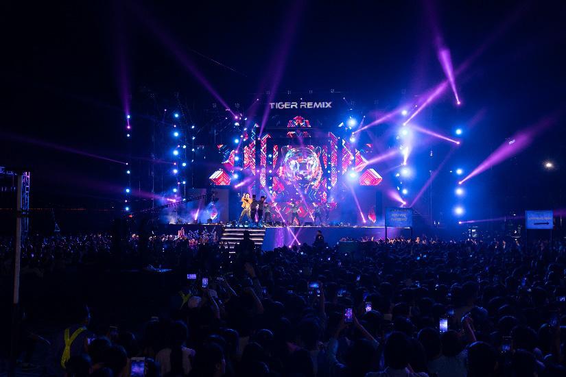 """Hành trình của Tiger Remix 2020 khép lại với những màn trình diễn làm """"nức lòng"""" hàng trăm ngàn khán giả - Ảnh 1."""