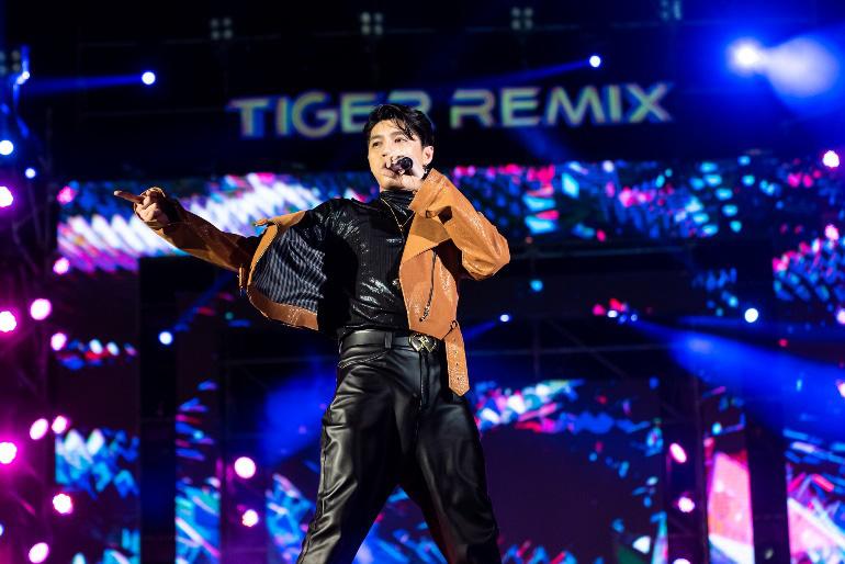 """Hành trình của Tiger Remix 2020 khép lại với những màn trình diễn làm """"nức lòng"""" hàng trăm ngàn khán giả - Ảnh 6."""
