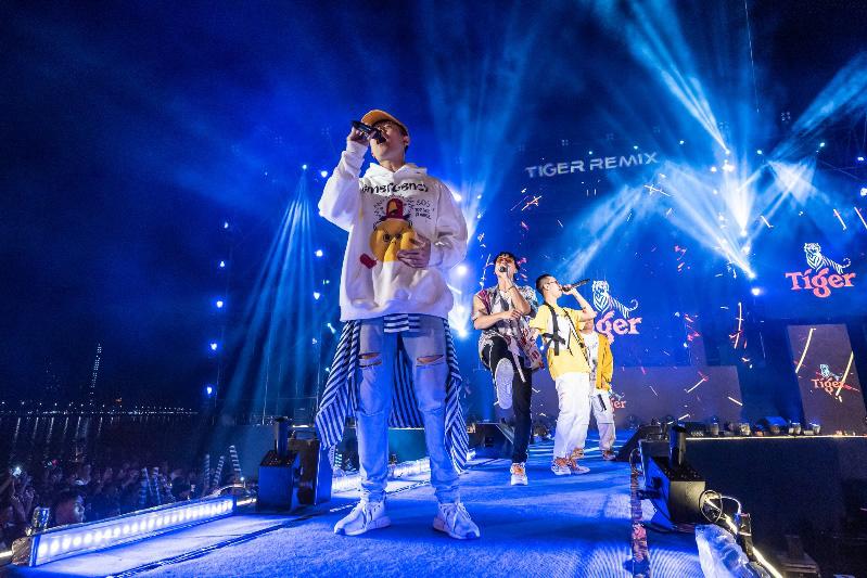 """Hành trình của Tiger Remix 2020 khép lại với những màn trình diễn làm """"nức lòng"""" hàng trăm ngàn khán giả - Ảnh 7."""