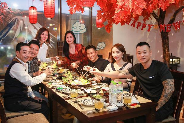 Nhà hàng Nhật Bản Fujibin – Địa chỉ quen thuộc của các nghệ sĩ sành ăn - Ảnh 1.