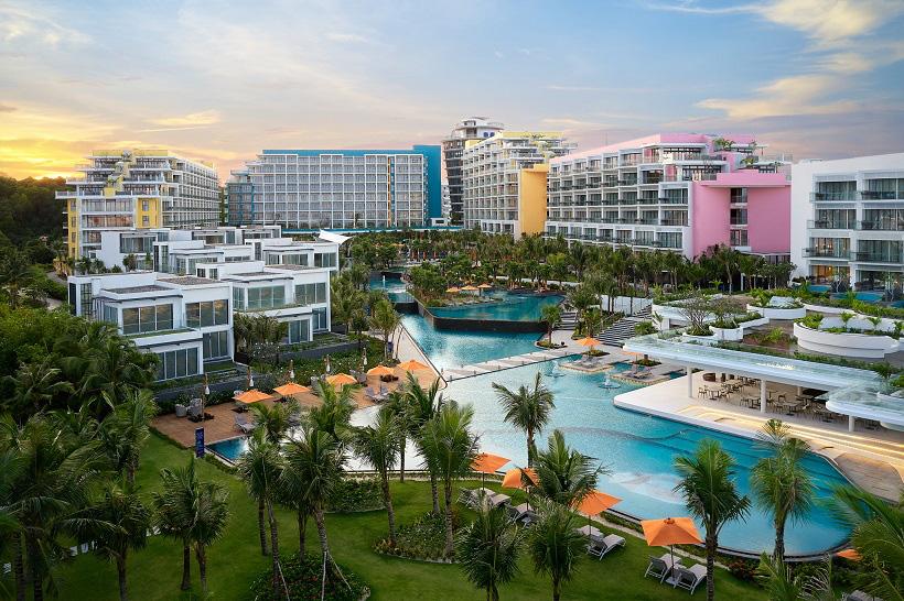 Tết này đi đâu? Khu nghỉ dưỡng 5 sao trên đảo Phú Quốc tung hàng loạt chương trình Tết hấp dẫn chào đón bạn - Ảnh 1.