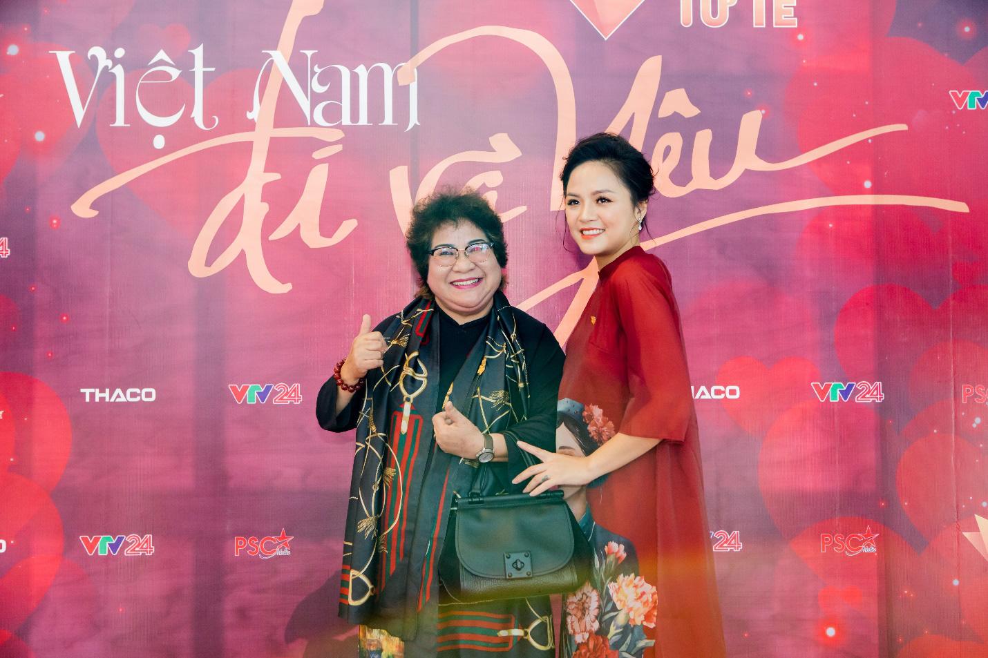 """Dàn sao VTV xúc động nghẹn ngào tại Gala Việc tử tế: """"Cho yêu thương, nhận yêu thương"""" - Ảnh 3."""