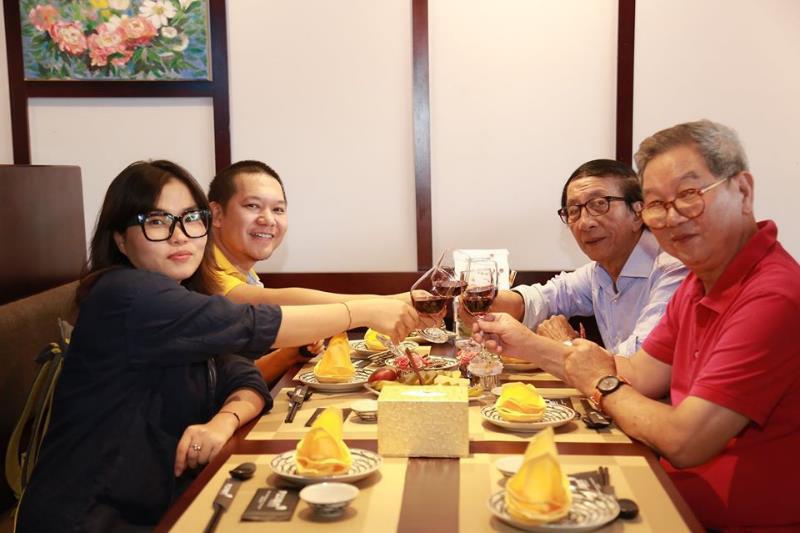 Nhà hàng Nhật Bản Fujibin – Địa chỉ quen thuộc của các nghệ sĩ sành ăn - Ảnh 4.