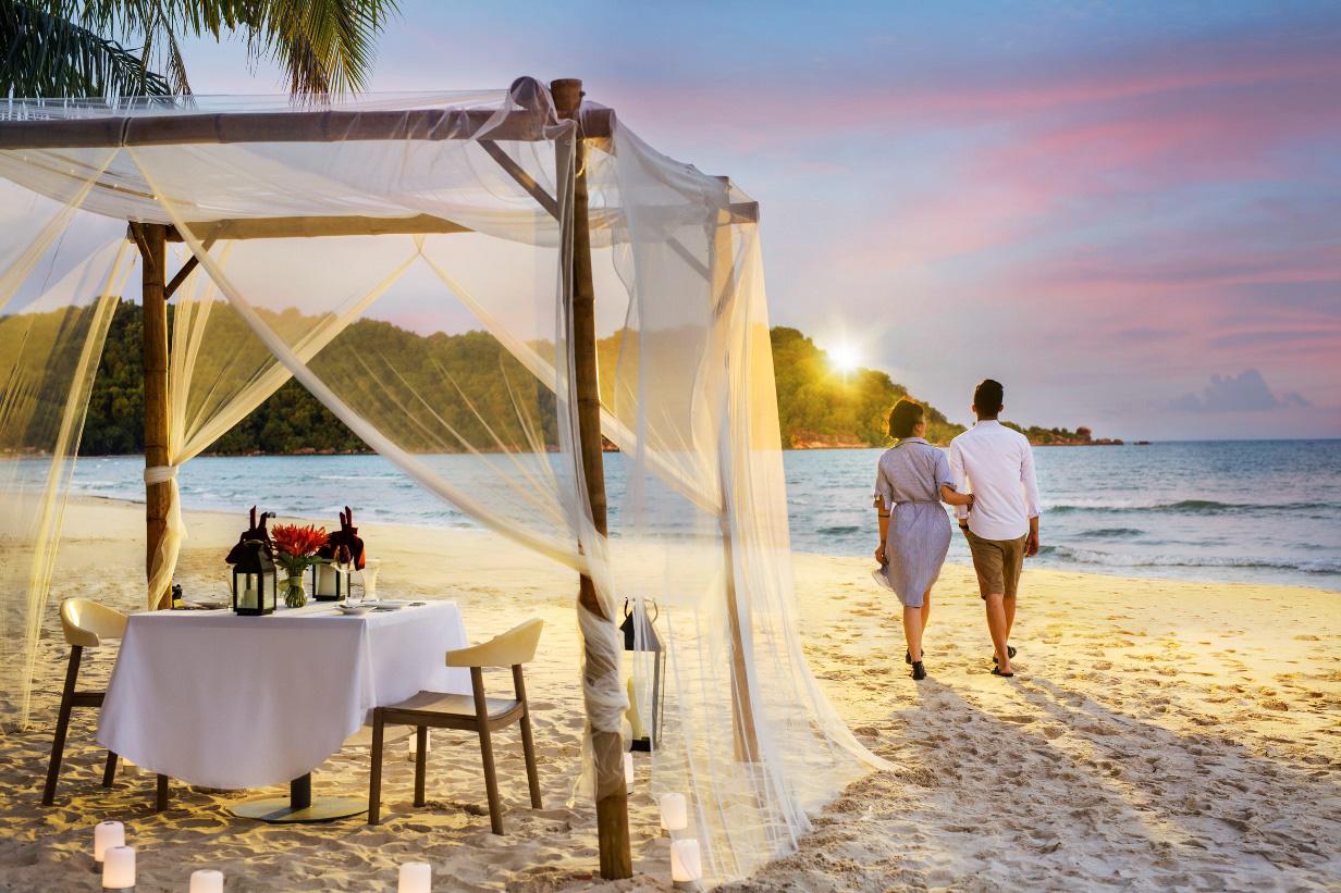 Tết này đi đâu? Khu nghỉ dưỡng 5 sao trên đảo Phú Quốc tung hàng loạt chương trình Tết hấp dẫn chào đón bạn - Ảnh 4.