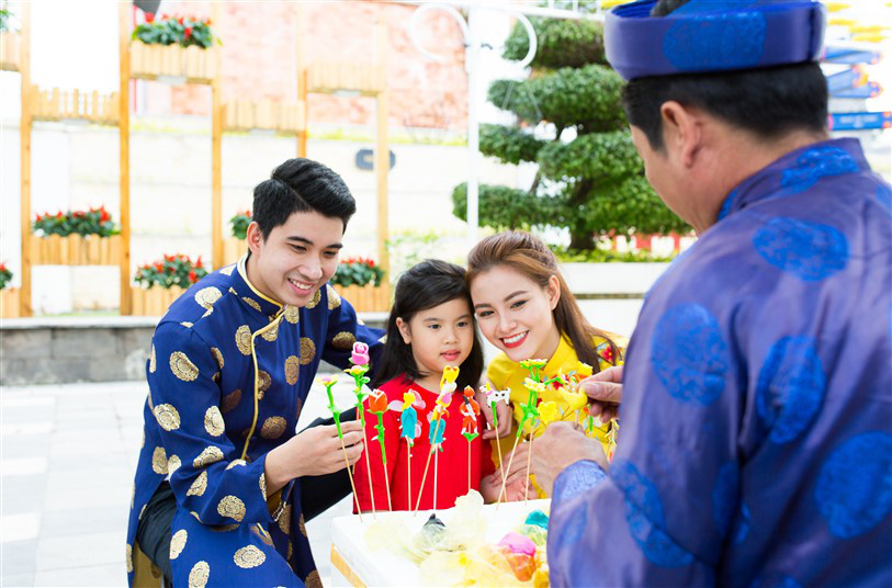 """Tết nhất định phải đi chơi Đà Nẵng, lễ hội hoa """"Xuân phát tài"""" hấp dẫn thế này cơ mà - Ảnh 2."""