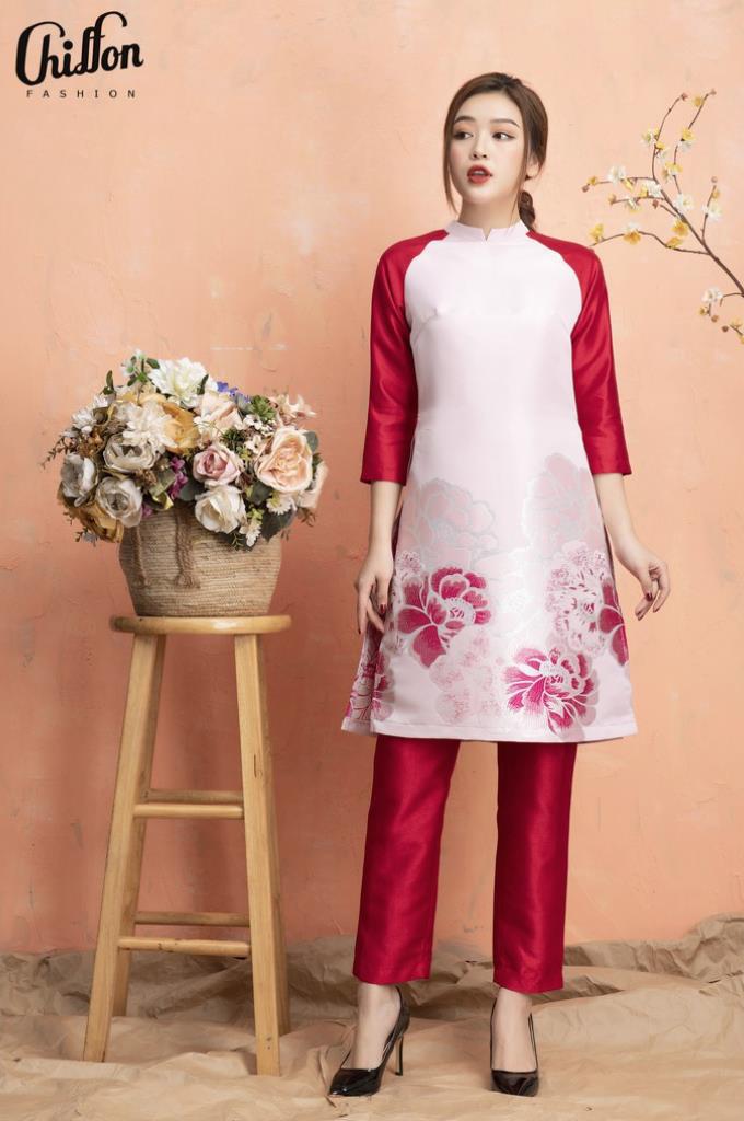 Tết sale áo dài - Ưu đãi đến 50%, các nàng nhất định không thể bỏ lỡ - Ảnh 2.