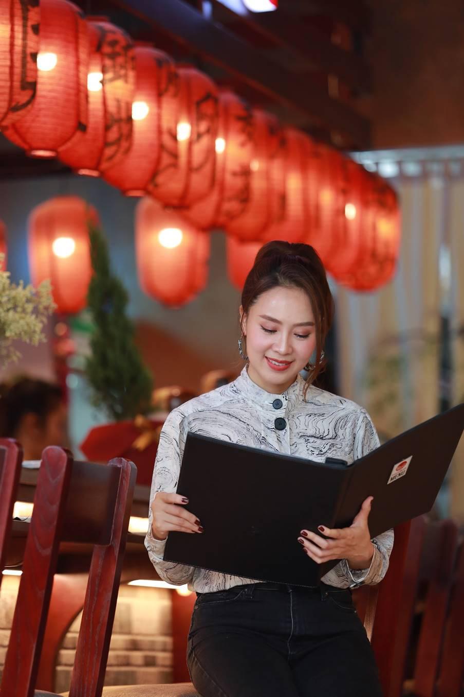 Thực hư chuyện Diễn viên Hồng Diễm - Bà chủ của nhà hàng Fujibin từ trong phim thành hiện thực - Ảnh 8.