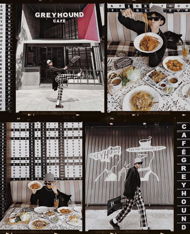 Dành cho hội Thai-aholic: Greyhound - Thương hiệu cafe kết hợp thời trang đình đám nhất xứ sở chùa vàng đã về đến Sài Gòn rồi đây! - Ảnh 3.