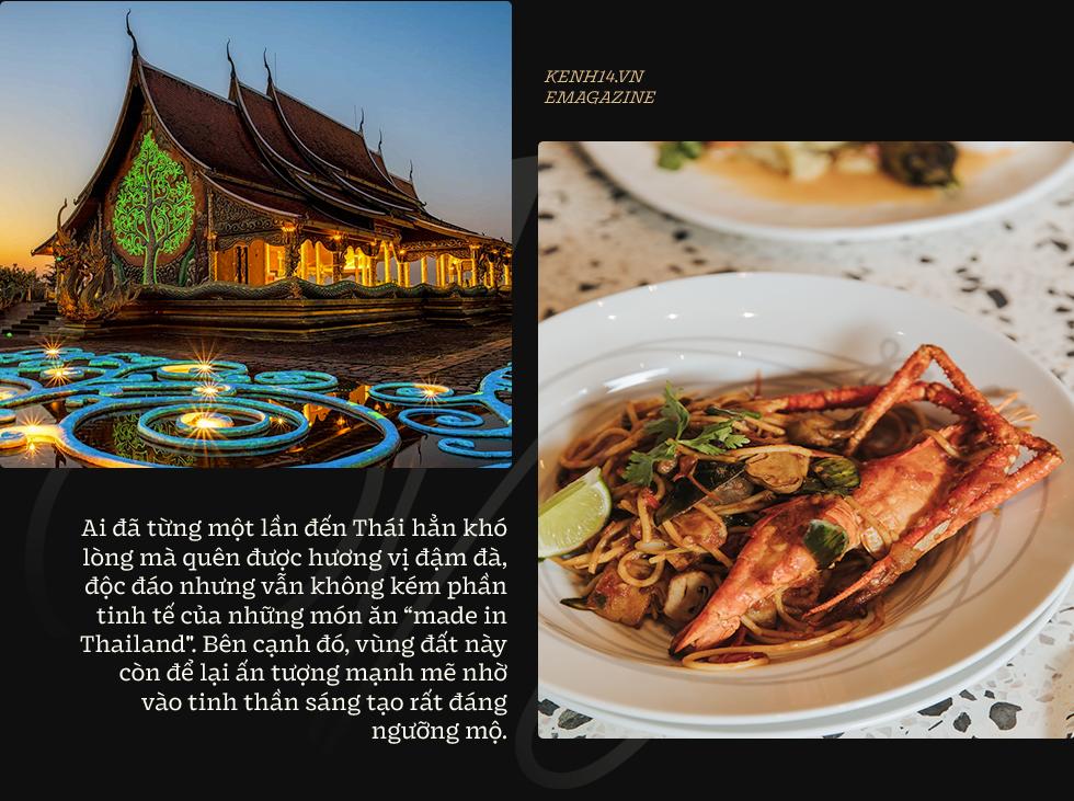 Dành cho hội Thai-aholic: Greyhound - Thương hiệu cafe kết hợp thời trang đình đám nhất xứ sở chùa vàng đã về đến Sài Gòn rồi đây! - Ảnh 2.