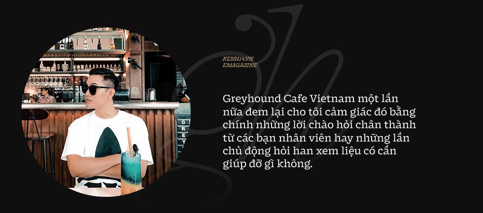 Dành cho hội Thai-aholic: Greyhound - Thương hiệu cafe kết hợp thời trang đình đám nhất xứ sở chùa vàng đã về đến Sài Gòn rồi đây! - Ảnh 10.