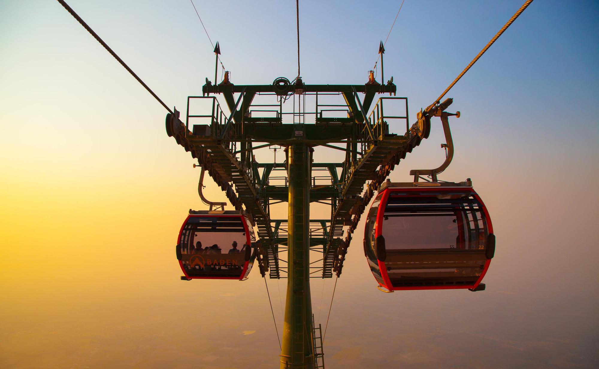 """Khai trương hệ thống cáp treo sở hữu kỷ lục """"Nhà ga cáp treo lớn nhất thế giới"""" tại Tây Ninh - Ảnh 1."""