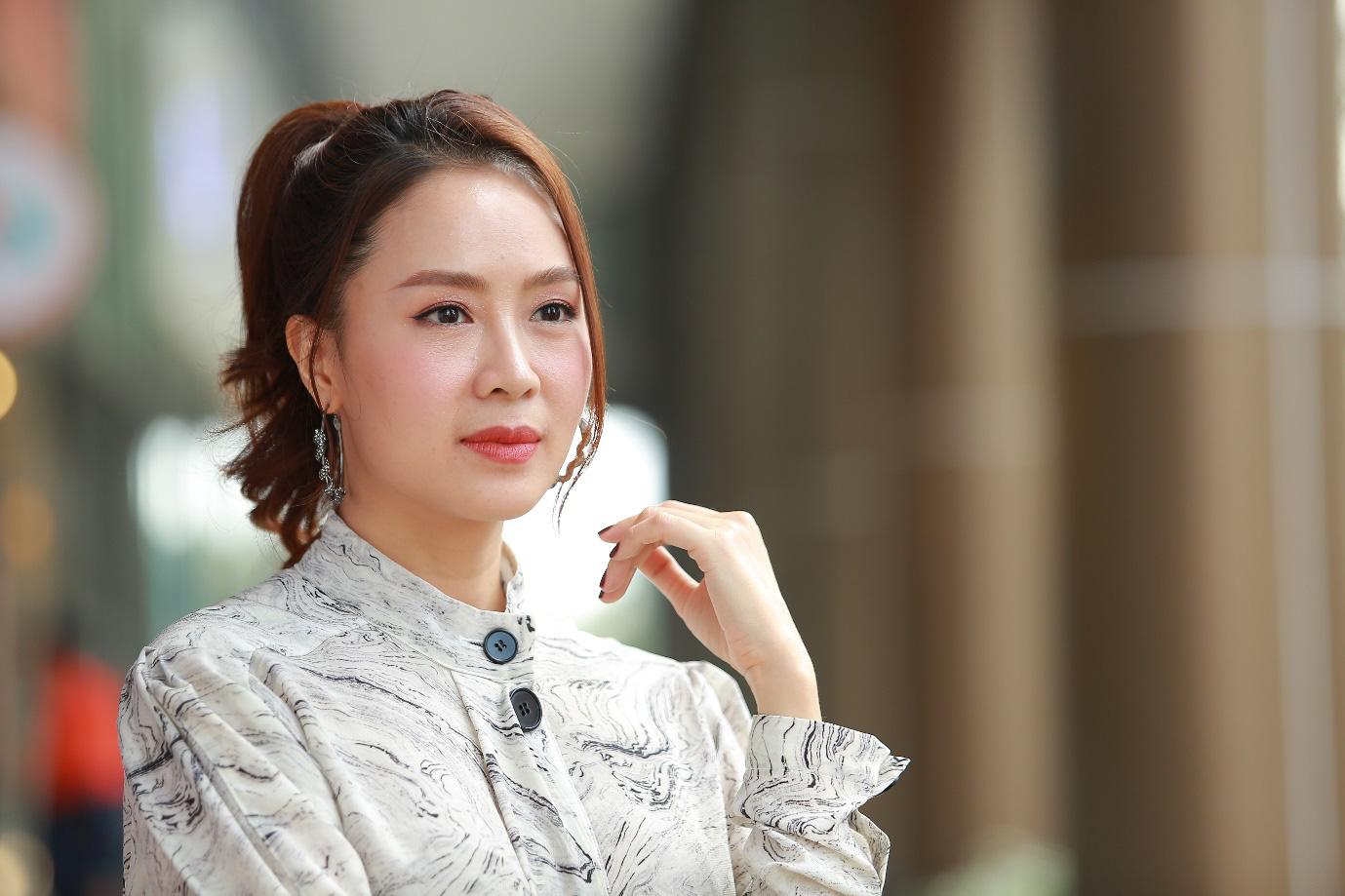 Thực hư chuyện Diễn viên Hồng Diễm - Bà chủ của nhà hàng Fujibin từ trong phim thành hiện thực - Ảnh 1.