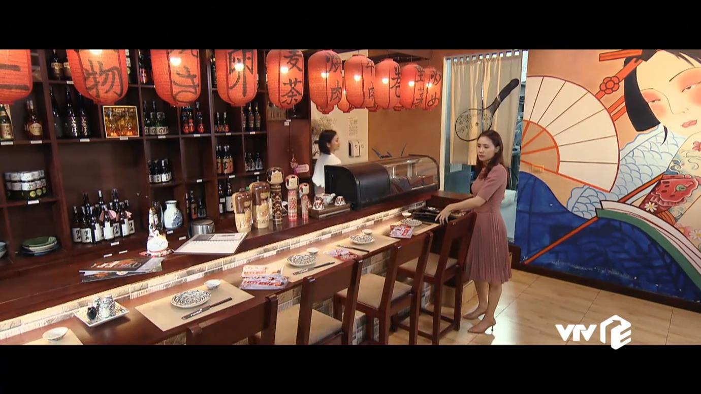 Thực hư chuyện Diễn viên Hồng Diễm - Bà chủ của nhà hàng Fujibin từ trong phim thành hiện thực - Ảnh 4.