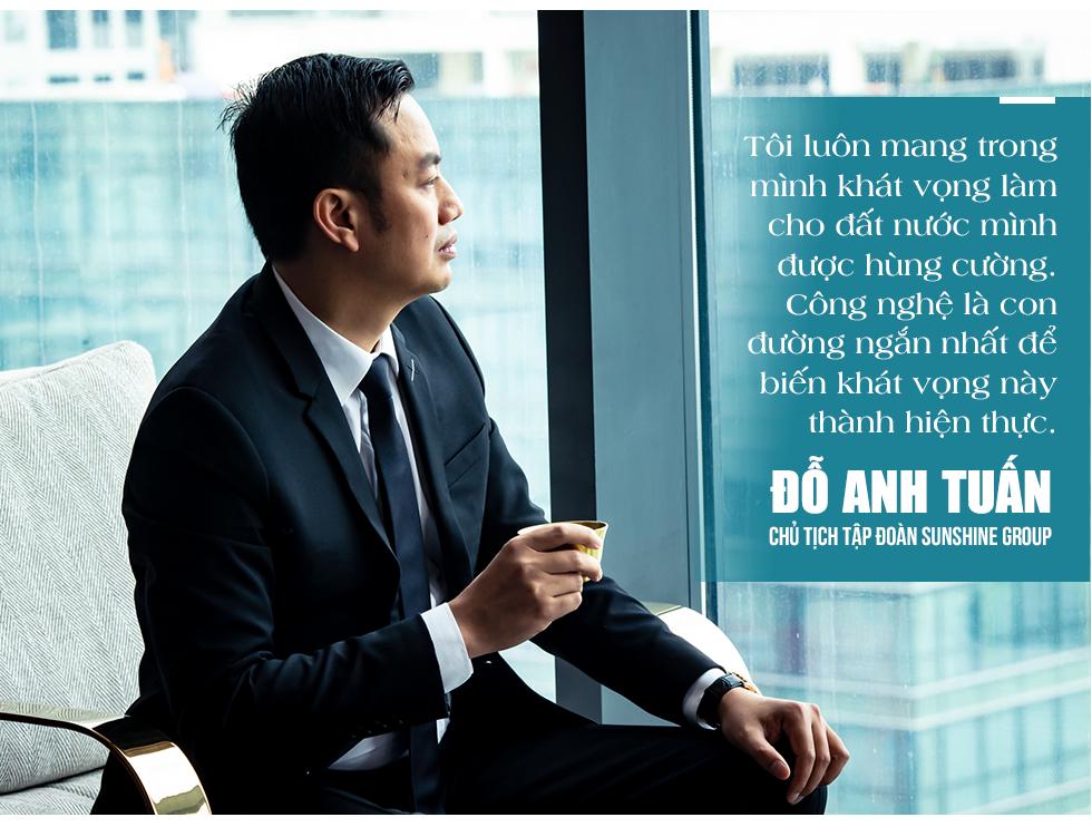 """""""Cha đẻ"""" siêu ứng dụng Sunshine App – ĐỖ ANH TUẤN: """"Làm chủ công nghệ, chúng tôi đưa bất động sản Việt chạm đến khát vọng lớn"""" - Ảnh 2."""