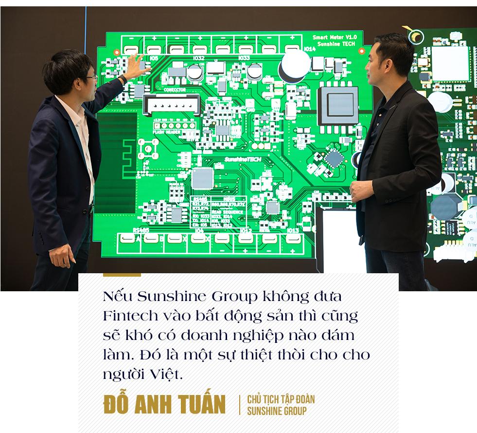 """""""Cha đẻ"""" siêu ứng dụng Sunshine App – ĐỖ ANH TUẤN: """"Làm chủ công nghệ, chúng tôi đưa bất động sản Việt chạm đến khát vọng lớn"""" - Ảnh 9."""
