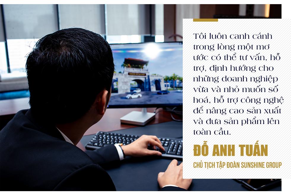 """""""Cha đẻ"""" siêu ứng dụng Sunshine App – ĐỖ ANH TUẤN: """"Làm chủ công nghệ, chúng tôi đưa bất động sản Việt chạm đến khát vọng lớn"""" - Ảnh 11."""