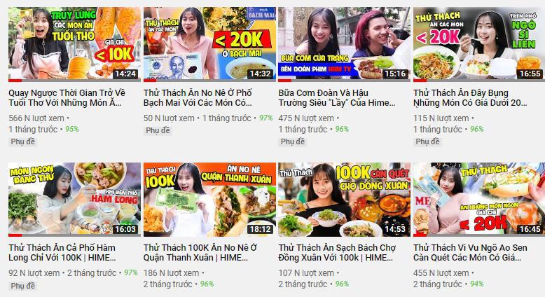 """Tìm ra cô gái trả lời cho thắc mắc """"Hôm nay nên ăn gì?"""" của hàng triệu bạn trẻ Việt, vừa xinh đẹp mà làm vlog cực duyên - Ảnh 2."""