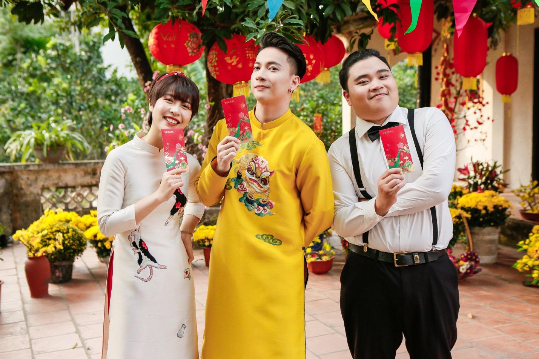 """S.T Sơn Thạch ra MV Tết mới """"Lì xì đi"""" với những lời nhắn nhủ duyên dáng - Ảnh 3."""