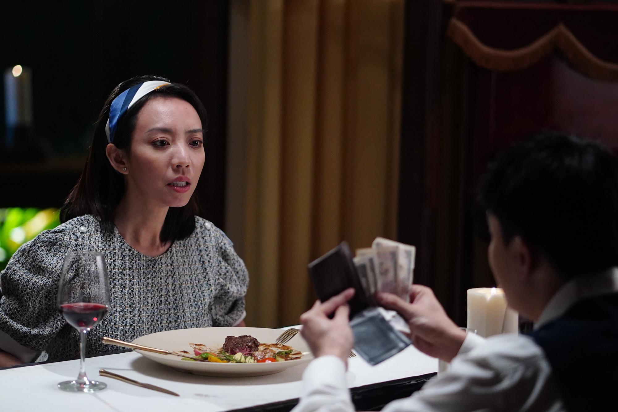 """Những câu thả thính """"hàng khủng của chị đại Thu Trang khiến Quốc Trường đổ gục trong Đôi Mắt Âm Dương - Ảnh 2."""