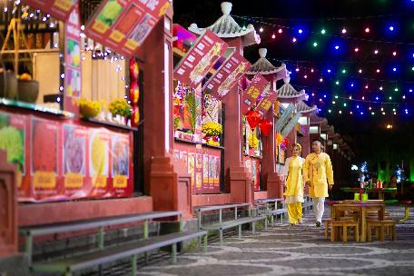 Hàng ngàn du khách tới check in lễ hội hoa tại Sun World Danang Wonders - Ảnh 5.