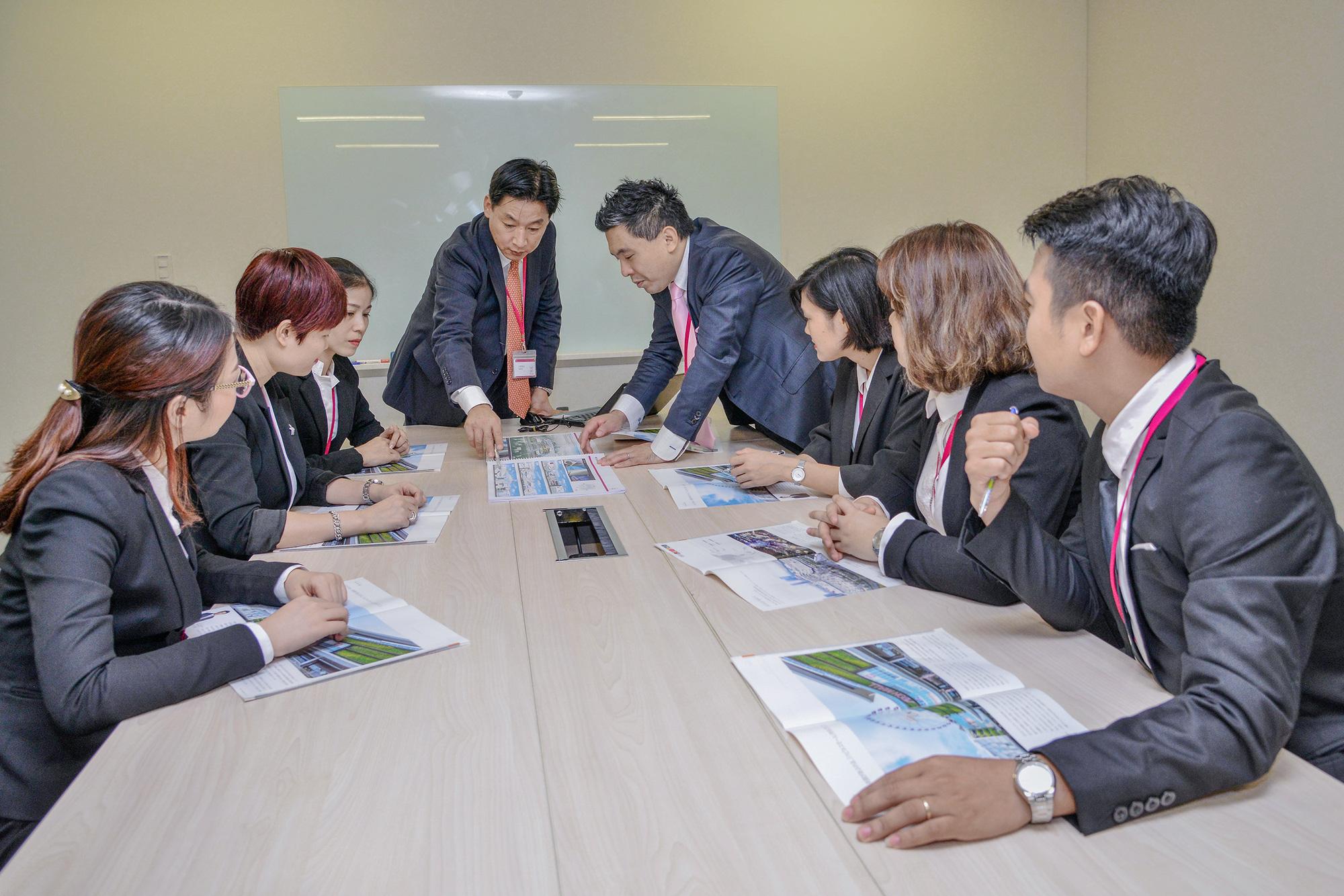 """Tổng Giám đốc AEONMALL Việt Nam: Thực hiện các dự án """"Happiness Mall"""" là mục tiêu phát triển bền vững - Ảnh 3."""