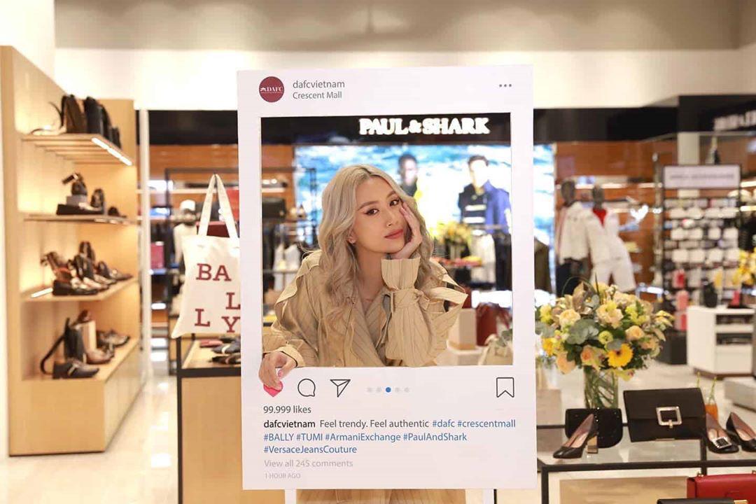 Quang Vinh, Quỳnh Anh Shyn, Song Luân hội tụ tại Crescent Mall đón chào khai trương của 5 ông lớn thời trang thế giới - Ảnh 5.