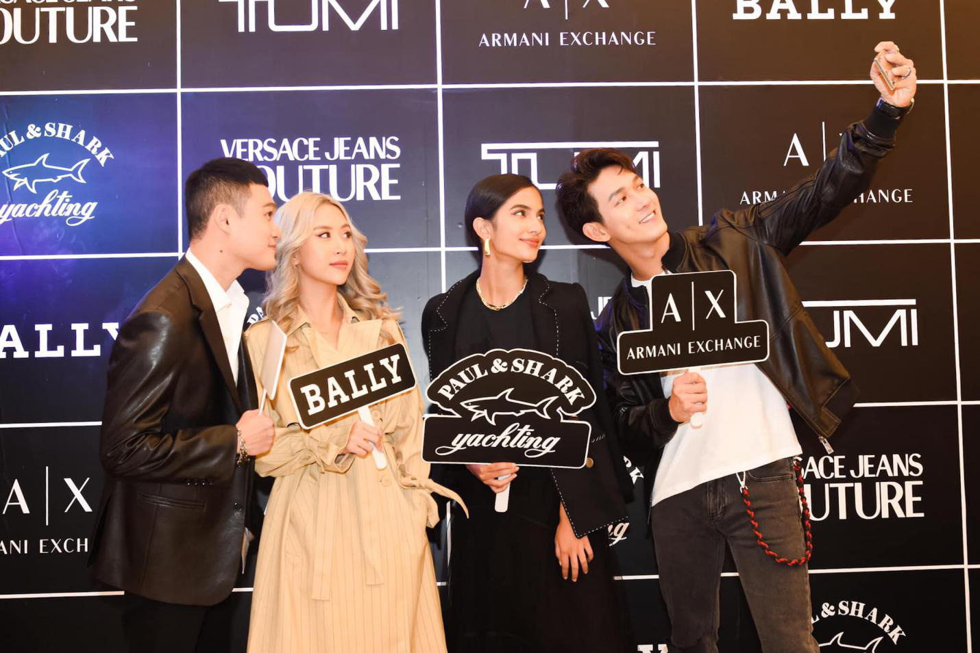 Quang Vinh, Quỳnh Anh Shyn, Song Luân hội tụ tại Crescent Mall đón chào khai trương của 5 ông lớn thời trang thế giới - Ảnh 6.