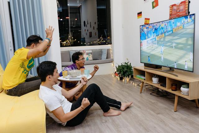 Đây là những tiêu chí chuẩn nhất khi tìm mua TV xem bóng đá tại nhà - Ảnh 2.
