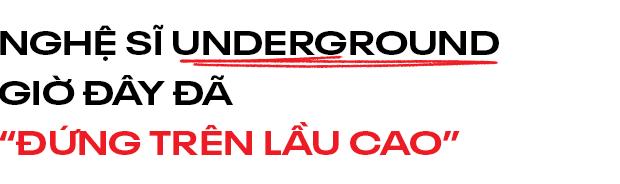 Rap Việt và 2 thập kỷ đầy kiêu hãnh: Chính những kẻ đứng trong bóng tối đã mang về hào quang cho Underground! - Ảnh 6.