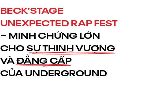 Rap Việt và 2 thập kỷ đầy kiêu hãnh: Chính những kẻ đứng trong bóng tối đã mang về hào quang cho Underground! - Ảnh 10.
