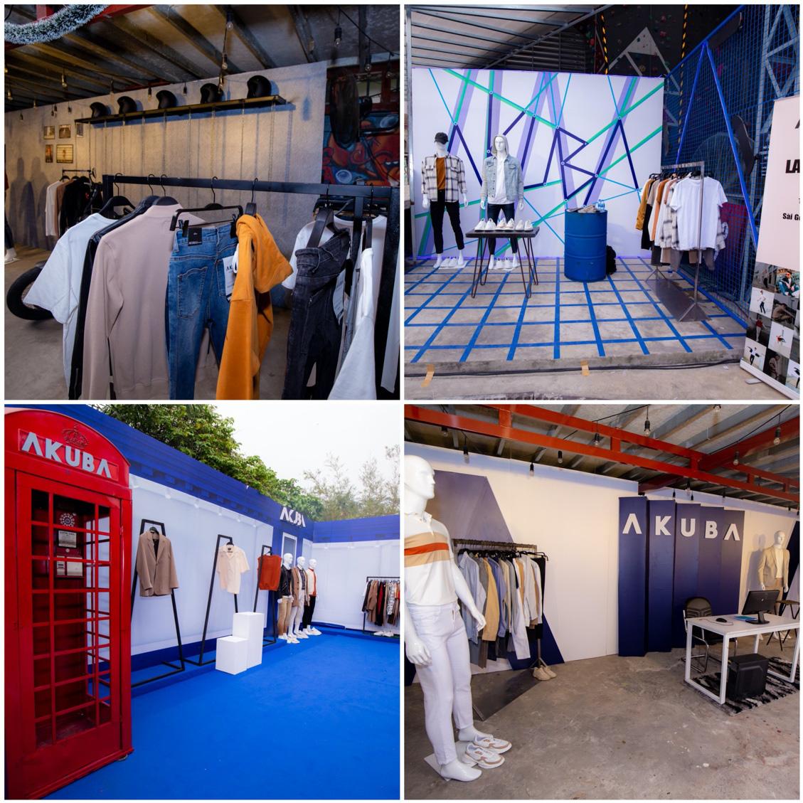 Akuba – Một không gian thời trang ứng dụng thoải mái dành cho những chàng trai năng động vừa xuất hiện tại Sài Gòn - Ảnh 2.
