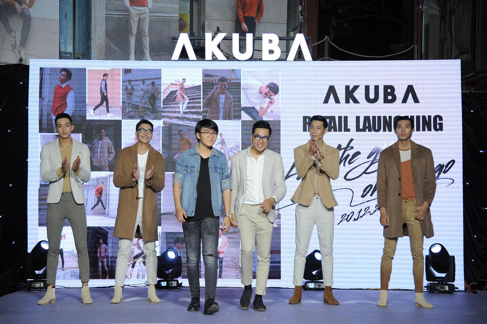 Akuba – Một không gian thời trang ứng dụng thoải mái dành cho những chàng trai năng động vừa xuất hiện tại Sài Gòn - Ảnh 4.