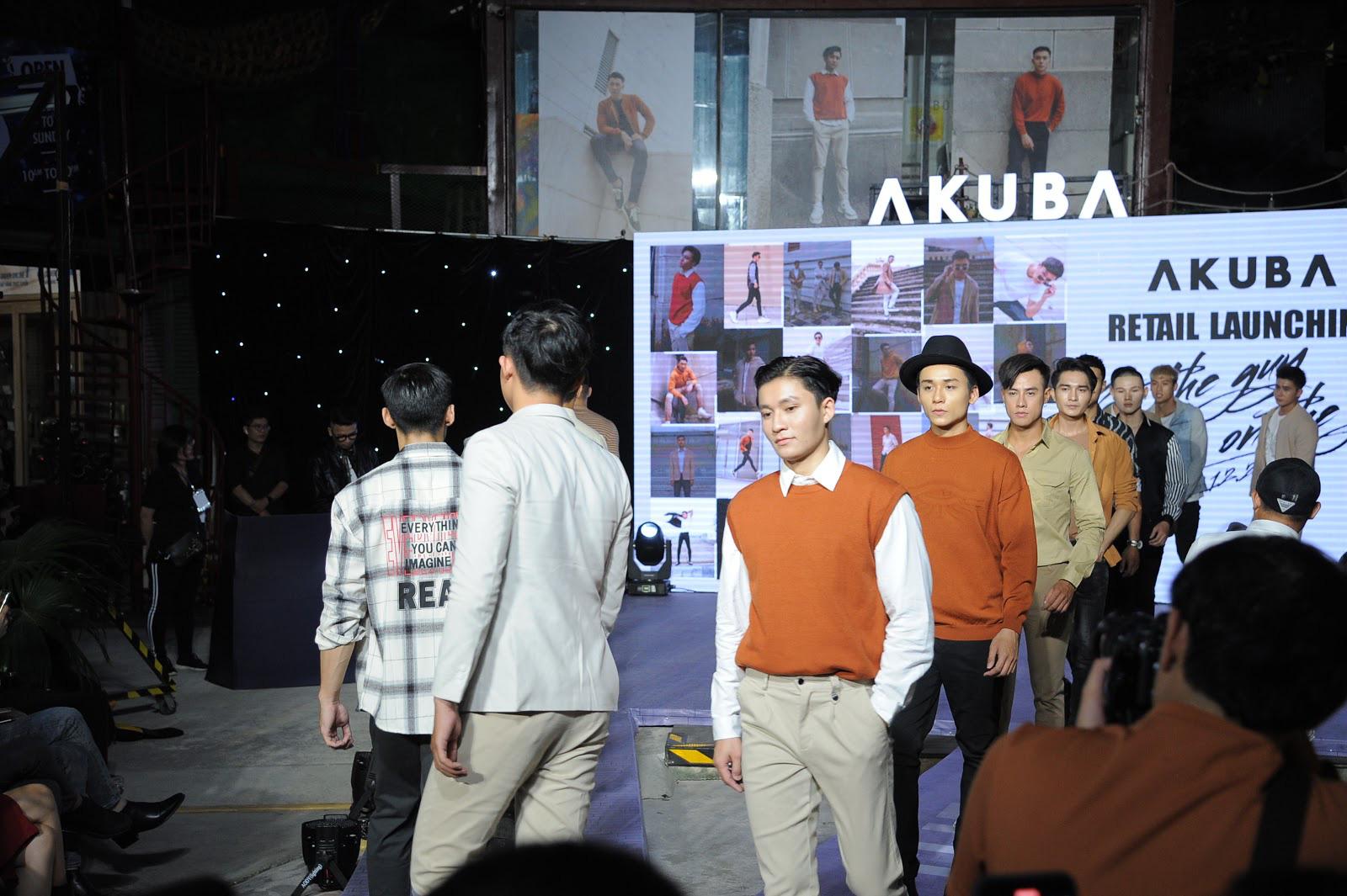 Akuba – Một không gian thời trang ứng dụng thoải mái dành cho những chàng trai năng động vừa xuất hiện tại Sài Gòn - Ảnh 5.