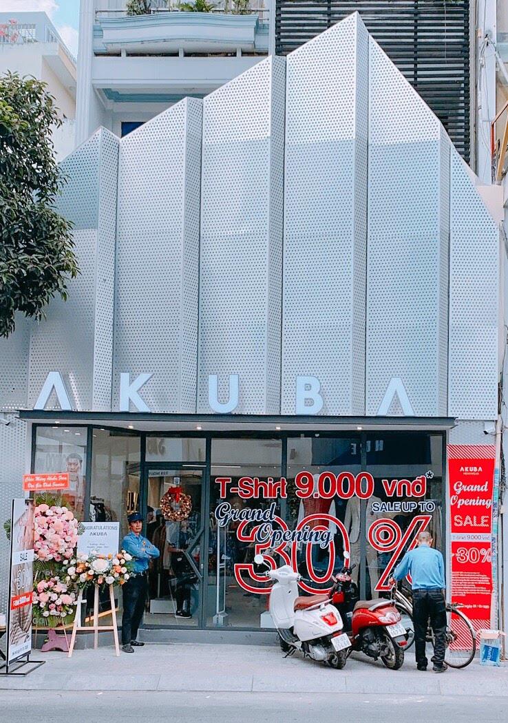 Akuba – Một không gian thời trang ứng dụng thoải mái dành cho những chàng trai năng động vừa xuất hiện tại Sài Gòn - Ảnh 7.