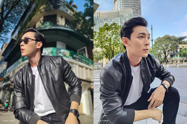Chàng trai chung tình Khánh Ngô lột xác trong bộ ảnh mới - Ảnh 2.