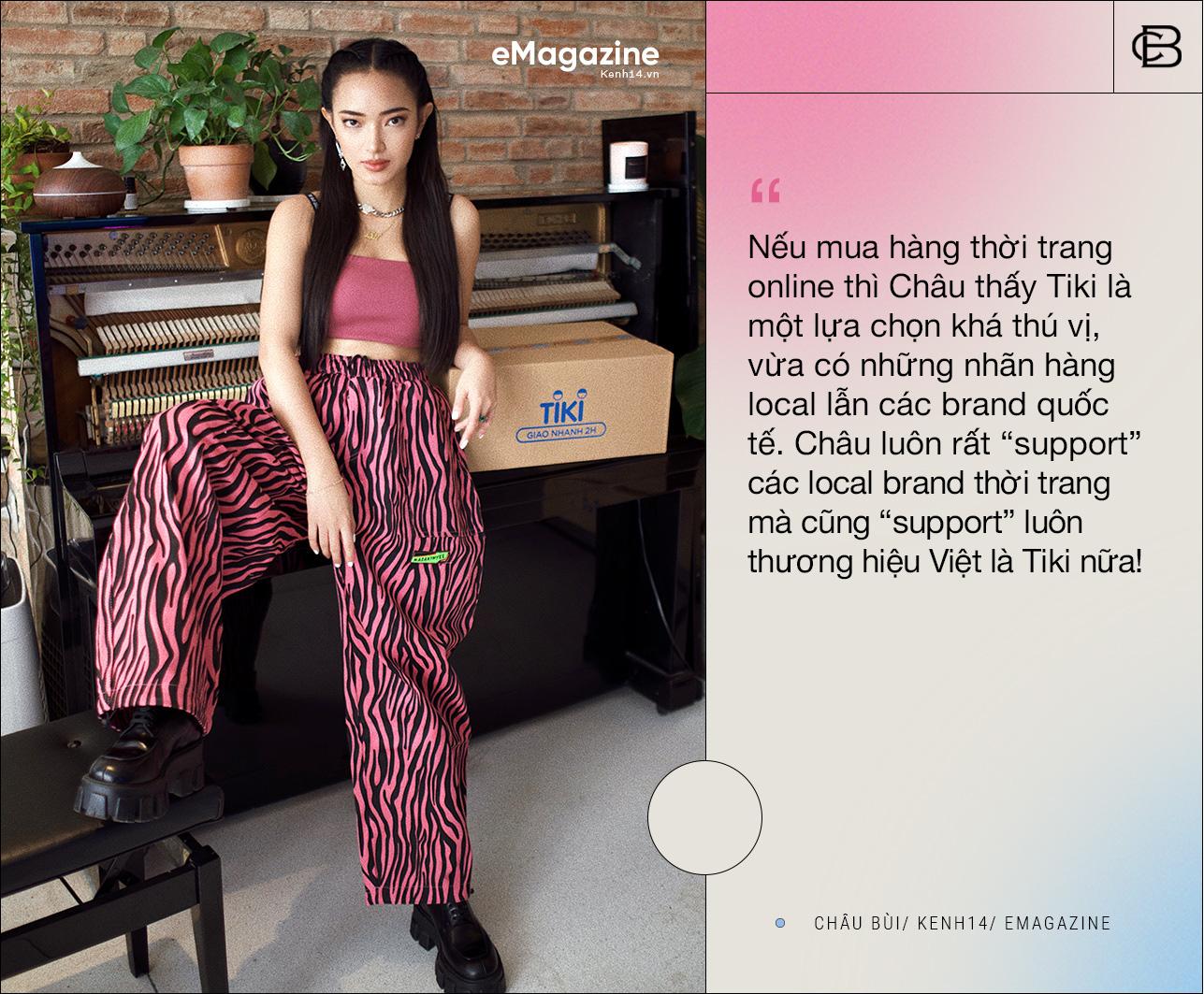 Châu Bùi: Được và mất gì khi gắn liền với danh xưng fashionista? - Ảnh 9.