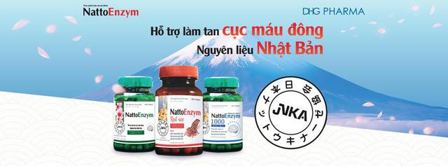 DHG Pharma ra mắt sản phẩm mới đột phá hơn trong phòng ngừa đột quỵ chất lượng Nhật Bản - Ảnh 3.