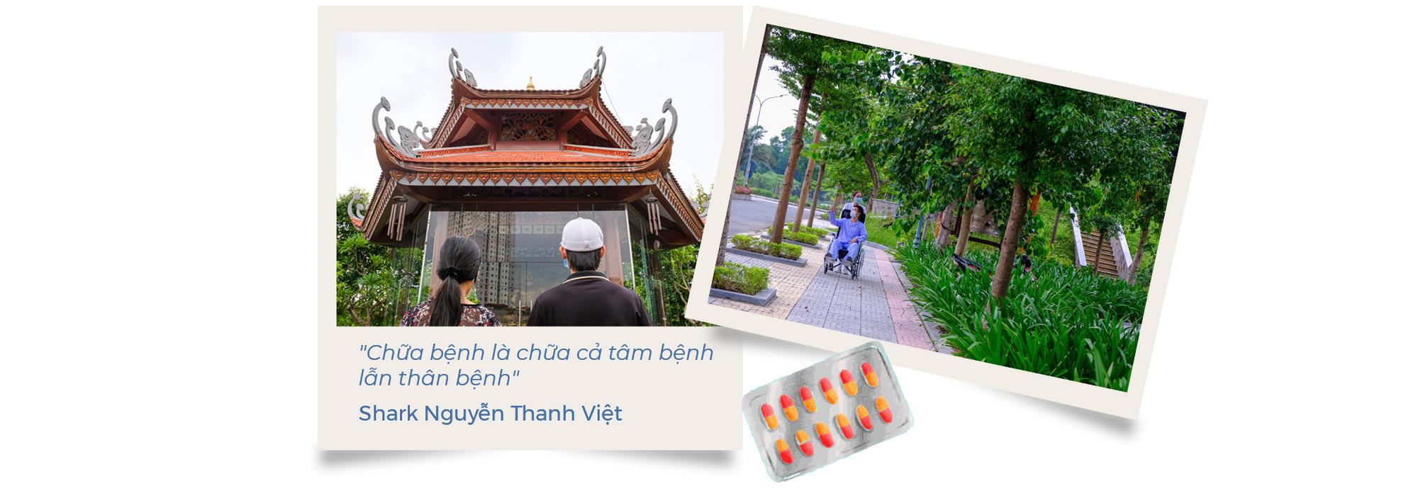 """Cuộc đầu tư mạo hiểm nhất của Shark Việt: Bệnh viện Khách sạn hàng ngàn cây xanh – nơi """"dưỡng thân tâm"""" của người dân Thủ đô - Ảnh 7."""