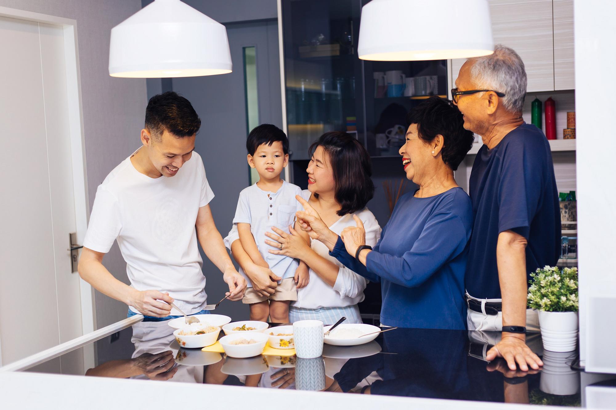 The Ambi: Tổ ấm viên mãn cho gia đình