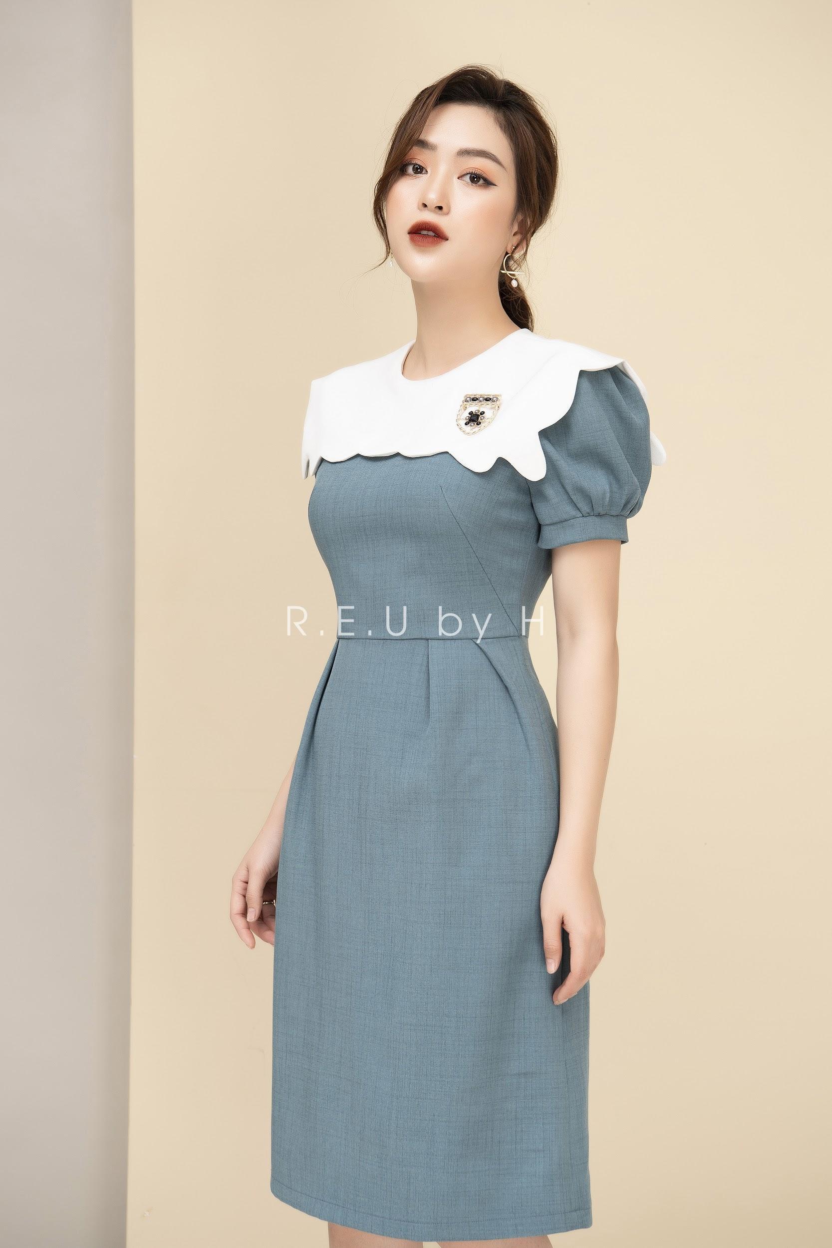 """REU Dress: đồ công sở không chỉ dừng lại ở """"formal, """"style & trend đang là xu hướng hiện nay - Ảnh 3."""