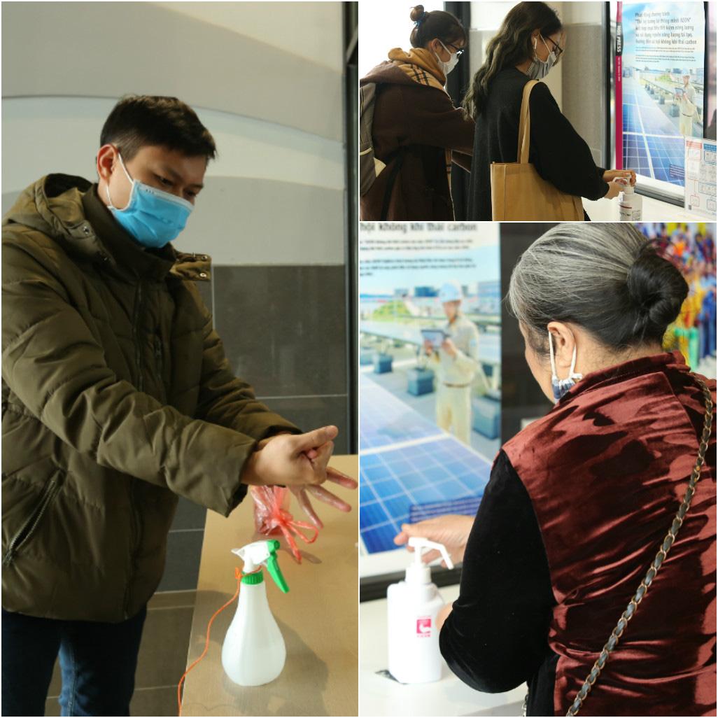 Thêm an tâm khi tham quan, mua sắm, vui chơi tại TTTM Hà Nội nhờ hàng loạt biện pháp bảo vệ sức khỏe - Ảnh 2.