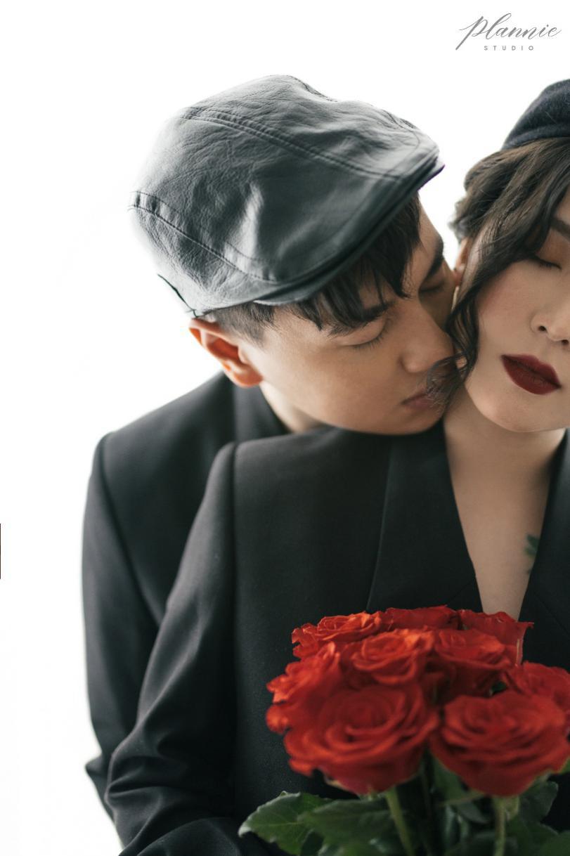 Kiên Hoàng – Heo Mi Nhon: Valentine ý nghĩa nhất chính là ở bên Cam Cam - Ảnh 9.